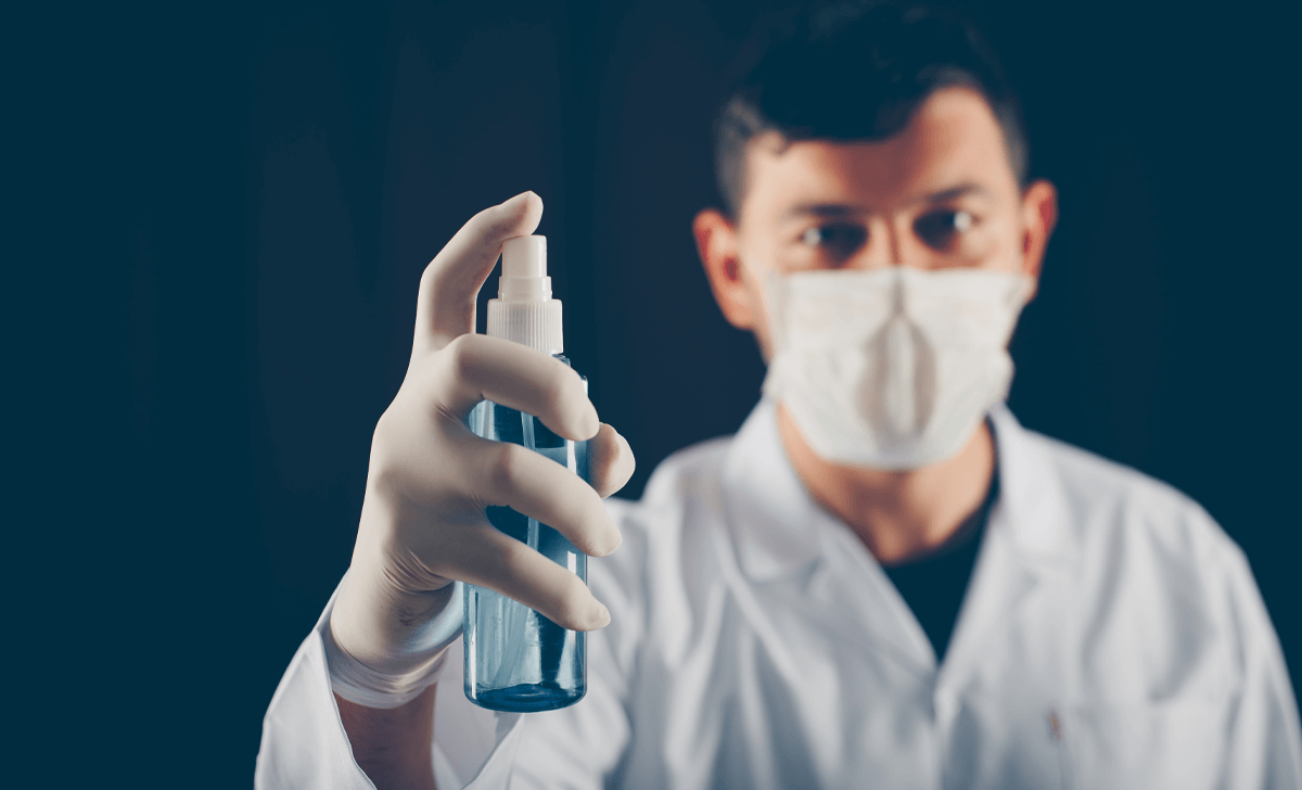 Todo lo que necesitas saber para la limpieza adecuada de EPIs